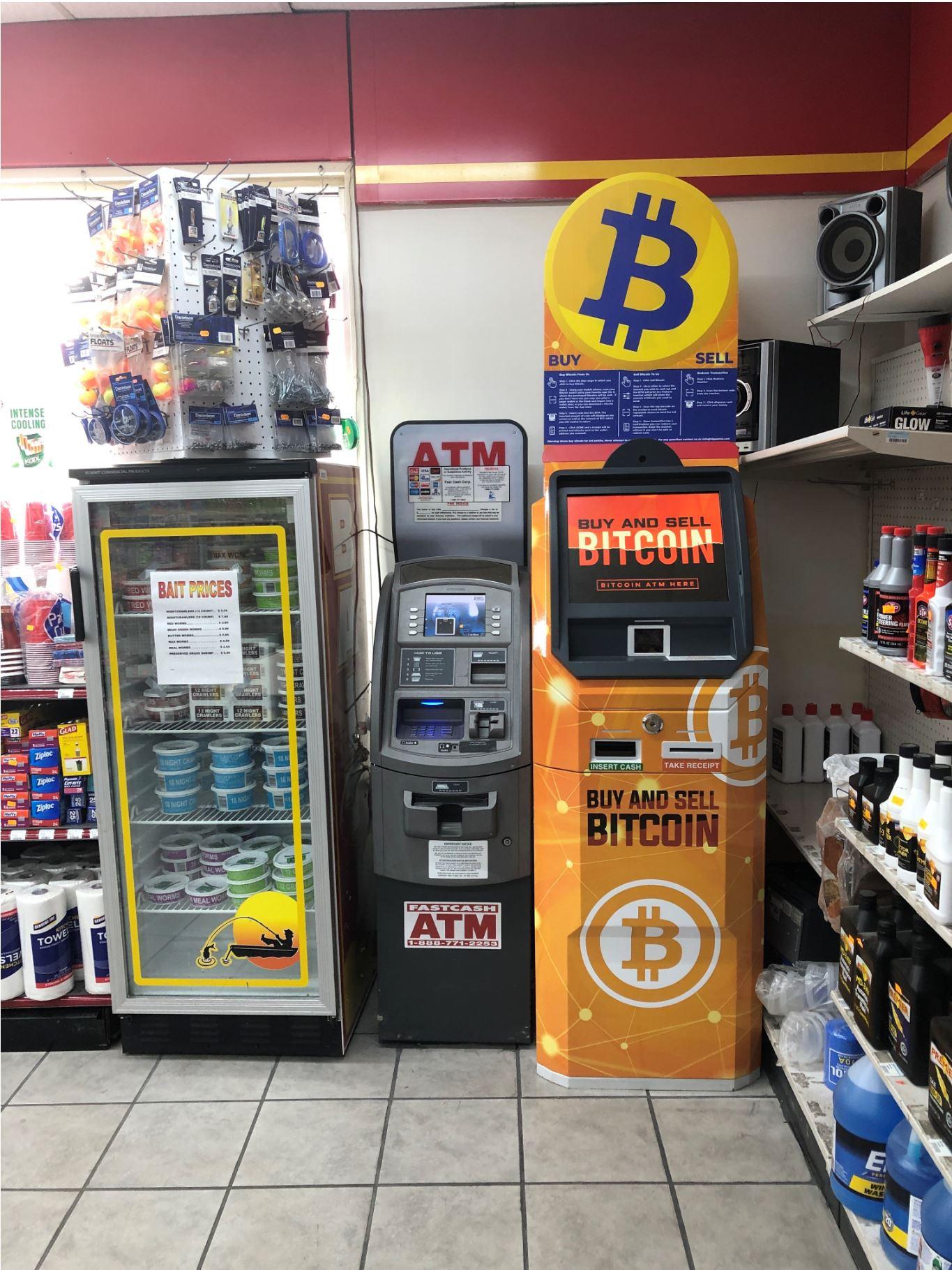 Bitcoin ATM Mannheim PA Hippo Kiosks produced by chainbytes