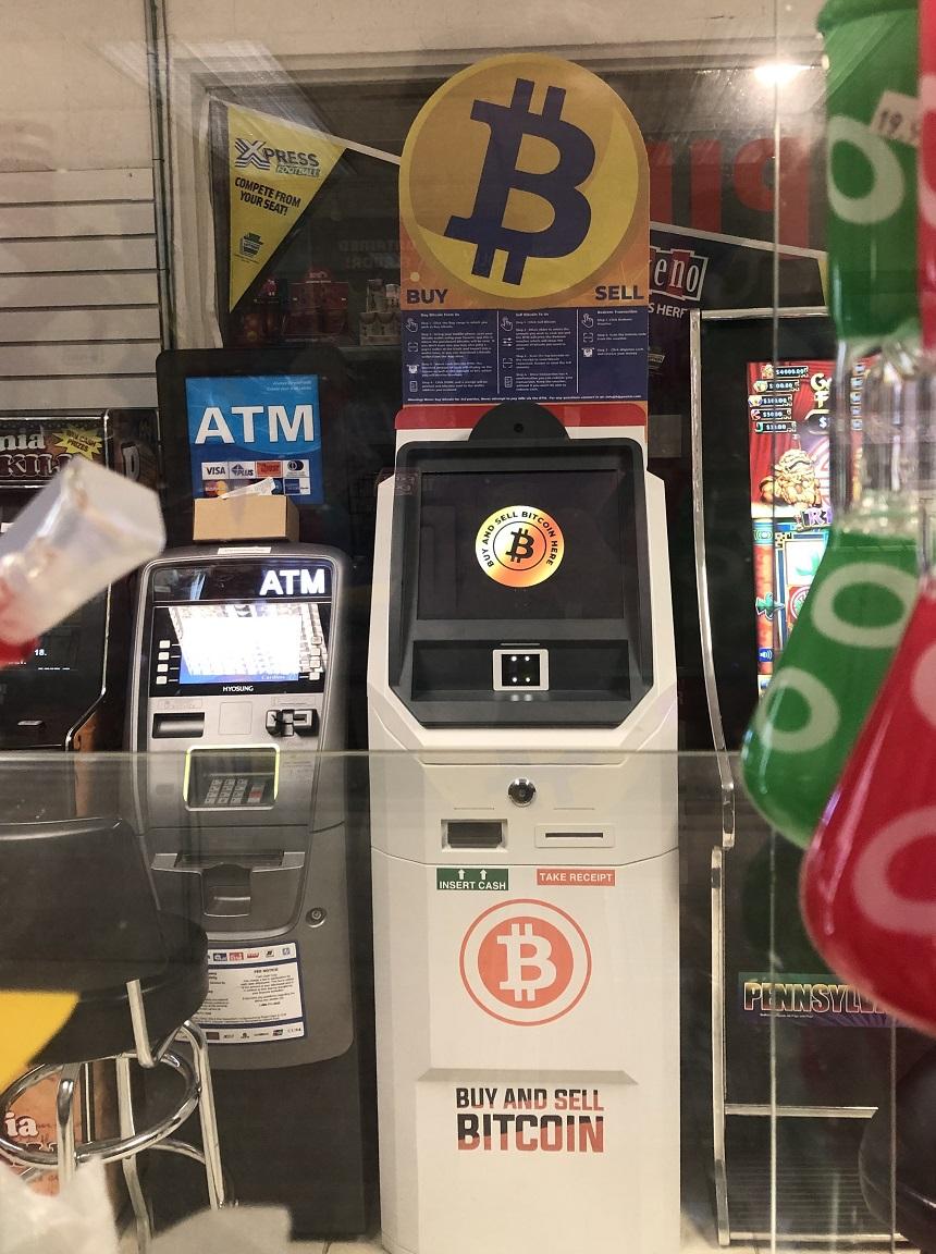 Bitcoin ATM Ephrata Sunoco Gas Station Hippo Kiosks (